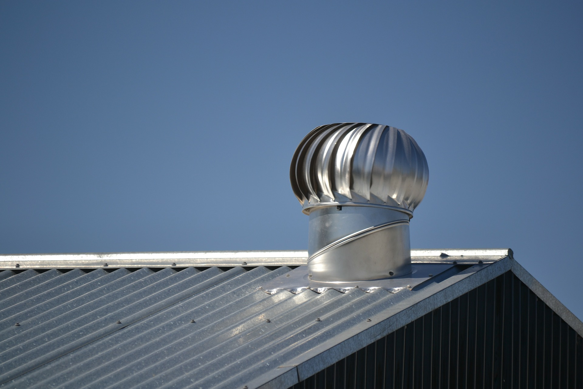 Paulding County Homes: What is a Turbine Roof Vent? - Georgi